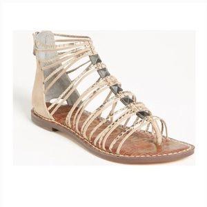 Sam Edelman Grant Gladiator Sandals size 9